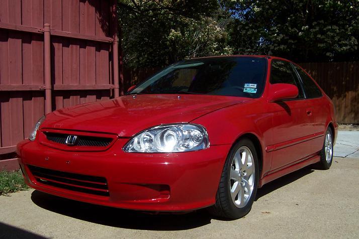 2000 Civic Si