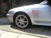 Got some type R wheels