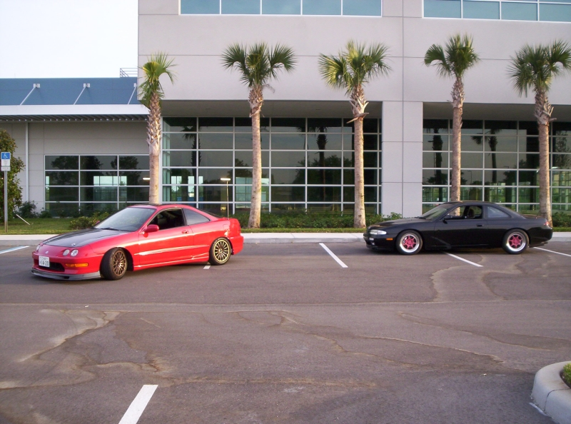 99 DC and 95 240sx