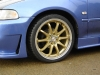 my new rims by hondalicious84