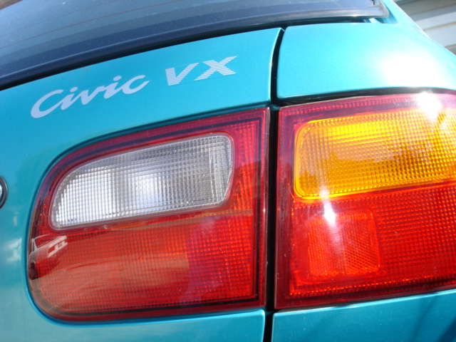 1994 Civic VX