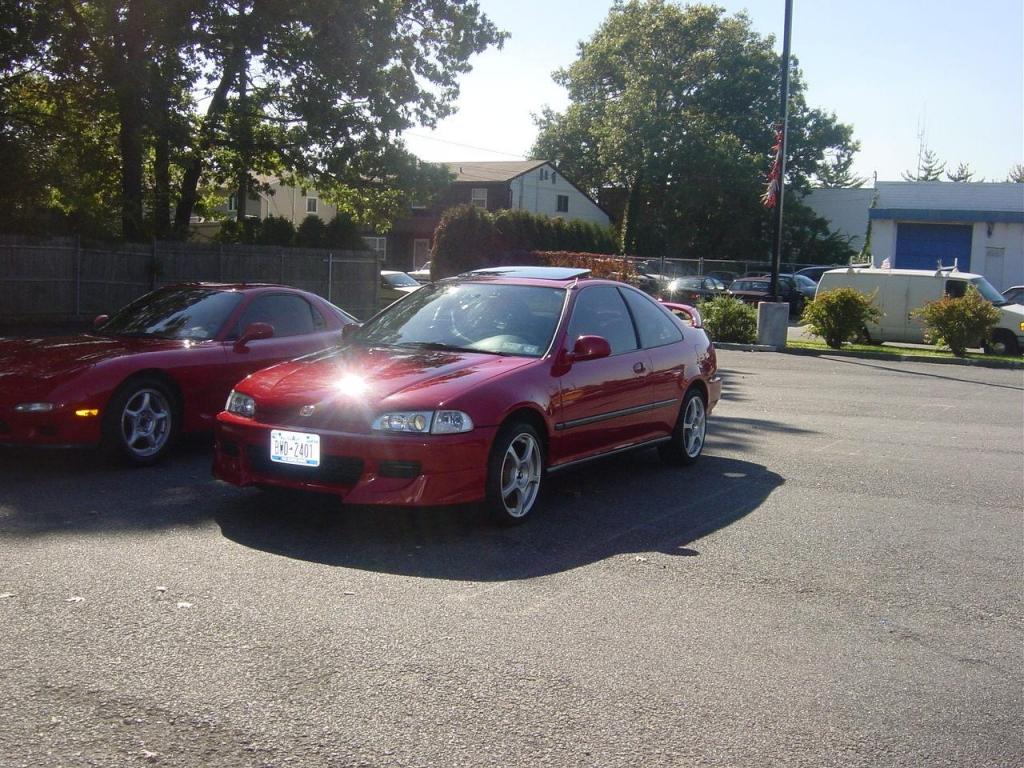 1993 Civic Ex