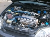 My D series modified engine.