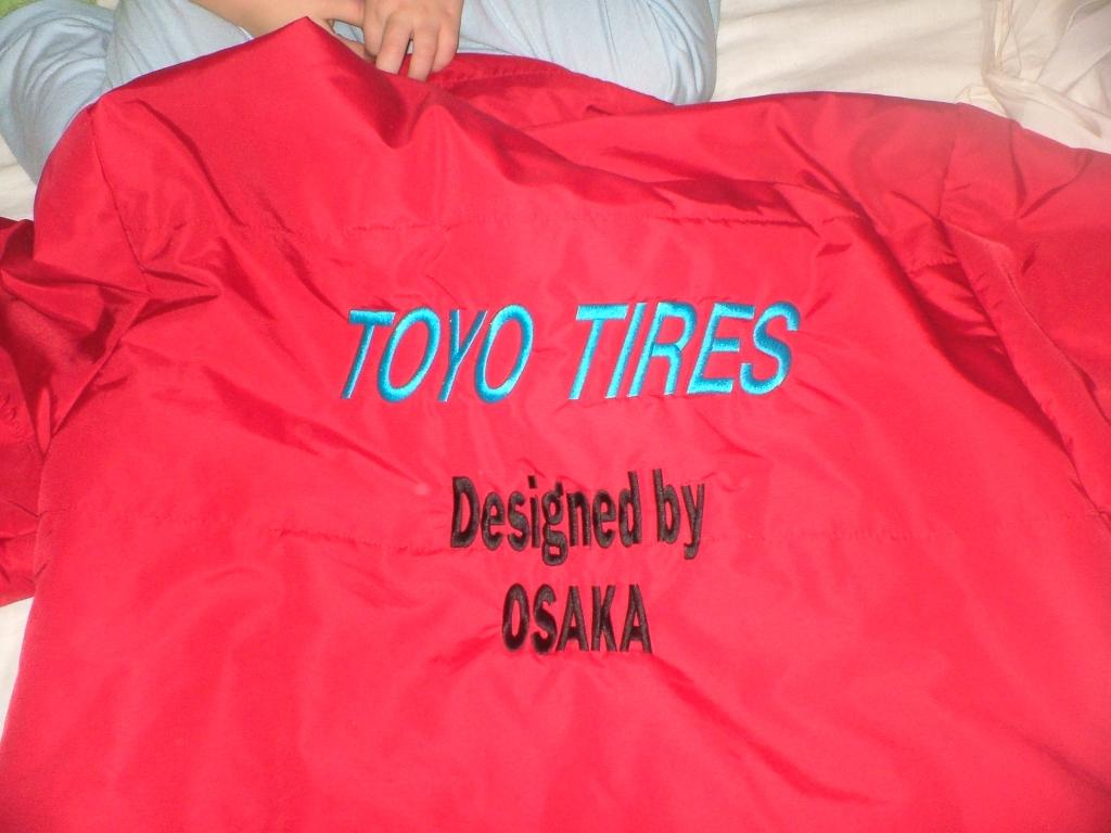 Designed by Osaka.